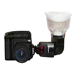 Diffuseur de Flash Lambency P2 pour Canon 430EX II 420EX 2 Color Dome