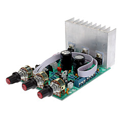 voordelige Modules-TDA2030A 2.1 Stereo Amp 3 Channel Subwoofer Audio Amplifier Circuit Board