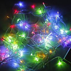 200-led 20 m vakantie decoratie rgb licht led string licht