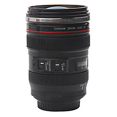 kapak ile kamera lensi kahve kupa
