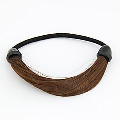 abordables Joyería para el Cabello-Mujer Tejido Goma para el Pelo - Elegante / Gomas para el pelo / Gomas para el pelo
