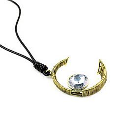 Золотой / Черный / Серебряный Ожерелья с подвесками Для вечеринок / Повседневные Бижутерия