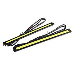 お買い得  自動車用LED電球-車のための2-7W 1xCOB 160-560LM 9500KクールホワイトライトLED電球(12-16V、2個)