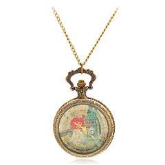 billige Dame Ure-Dame Quartz Bånd Bronze