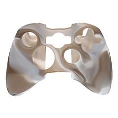 お買い得  Xbox 360用スキン-バッグ、ケースとスキン 用途 Xbox 360,シリコーン バッグ、ケースとスキン アイデアジュェリー