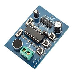 ISD1820 Sound / Sprachaufnahme und Wiedergabe-Modul Board (3 ~ 5V)
