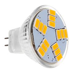 お買い得  LED 電球-BRELONG® 1個 30 W 450 lm LEDスポットライト MR11 15 LEDビーズ SMD 5630 温白色 12 V