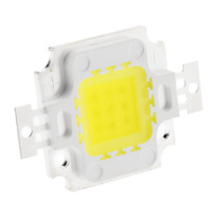 DIY 10W 700-800LM 300mA 6000-6500K Cool White Light Integrated LED-module (32-35V)