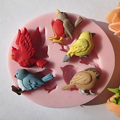 رخيصةأون -الخبز العفن حيوان فطيرة بسكويت كعكة سيليكون صديقة للبيئة اصنع بنفسك جودة عالية