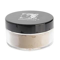 Monplay Soft Feel Loose Powder dla oczu / twarzy (Kolor No.02)