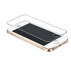 Explosion-Proof haut transparent ultra-mince en verre trempé Film pour iPhone5/5s