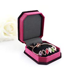 tanie -Piękny wisiorek Box Box Biżuteria Biżuteria Sprawa Fahion
