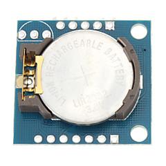 Χαμηλού Κόστους Αξεσουάρ-DS1307 με βάση το πραγματικό ρολόι του χρόνου μικροσκοπικό RTC I2C μονάδα μνήμης για 24c32 (για arduino) ak