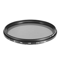 Draaibaar ND-filter voor camera (67mm)