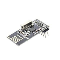 uaktualniony moduł bezprzewodowy 2,4 GHz NRF24L01 transceiver (na Arduino)