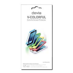 Недорогие Защитные пленки для iPhone SE/5s/5c/5-Защитная плёнка для экрана для Apple iPhone 6s / iPhone 6 1 ед. Защитная пленка для экрана