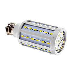 preiswerte LED-Birnen-BRELONG® 1pc 15 W 1000 lm E26 / E27 LED Mais-Birnen T 60 LED-Perlen SMD 5730 Kühles Weiß 220-240 V