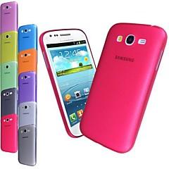 dünner Scrub Fall für Samsung Galaxy s3 9300 Galaxie s Serie Fällen / Abdeckungen