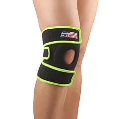 voordelige Sportondersteuning-Versterkte knie-ondersteuning Kniebrace Sport Ondersteuning Verlicht pijn Beschermend Verstelbaar Thermische / WarmHonkbal