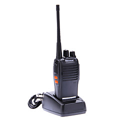 400-470MHz 16CH W / LED fakkel lommelygte UHF / VHF Wireless Two Way Radio Transportabel Walkie Talkie