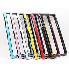 Ударопрочный ТПУ Силиконовый гель Резина Бампер чехол для Sony Xperia Z1 L39H