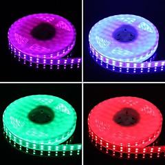 preiswerte LED Lichtstreifen-zweireihige 600x5050 SMD 144W 6000Lm IP67 wasserdicht RGB-LED-Streifen-Licht (5 Meter / 12V)