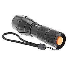 voordelige -5 LED-Zaklampen LED 1000 lm 5 Modus Cree XM-L T6 Zoombare Antislip-handgreep Oplaadbaar Waterbestendig Multifunctioneel