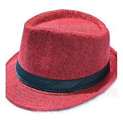 moda roupa de cavalheiro britânico chapéu fedora das mulheres