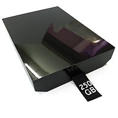 お買い得  Xbox 360 用アクセサリー-ハードドライブ 用途 Xbox 360 、 パータブル / USBハブ / アイデアジュェリー ハードドライブ プラスチック 単位