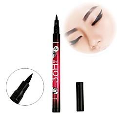 olcso -Új fekete vízálló folyékony szemhéjtus toll fekete szemhéjtus ceruza smink Kozmetikai 9799