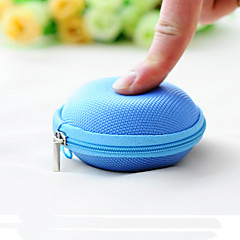 Solid Color Ball Design Change Purse(Random Color)