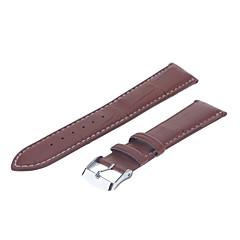 preiswerte Herrenuhren-Uhrenarmbänder Leder Uhren Zubehör 0.012 Gute Qualität