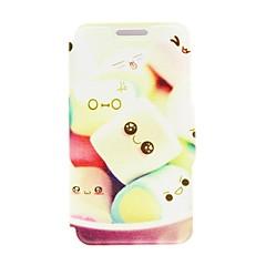 Недорогие Чехлы и кейсы для Nokia-Кейс для Назначение Nokia Lumia 630 Nokia Кейс для Nokia Бумажник для карт Флип Чехол Мультипликация Твердый Кожа PU для