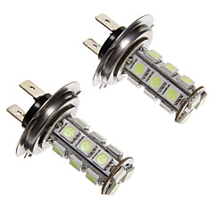 cheap LED Car Bulbs-SO.K H7 Car Light Bulbs W SMD 5050 200lm lm Interior Lights Foruniversal
