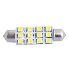 abordables Bombillas LED para Coche-SO.K 1 Pieza Coche Bombillas 3 W SMD LED Luces interiores
