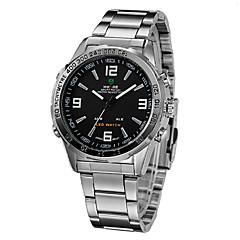 abordables Weide-Reloj Pulsera de Indicador Digital y Análogo WH-1009