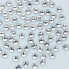 1440pcs 2mm glitter cristal decorare stras unghii
