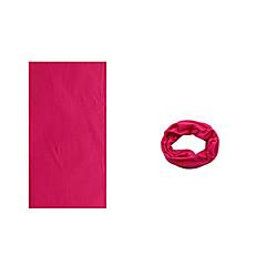 순수한 koraman 여름 빨간 cyclingsun 방지 매직 스카프 머리띠 장미