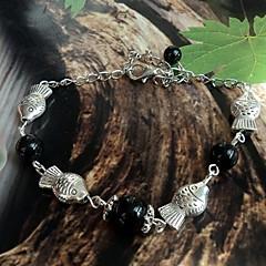 Ножной браслет ( Серебрянное покрытие ) - Свадьба/Для вечеринок/Повседневные