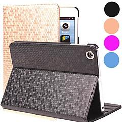 billige Etuier / Covers Til iPad Air-Etui Til iPad Air Med stativ Auto Sluk Fuldt etui Geometrisk mønster PU Læder for iPad Air