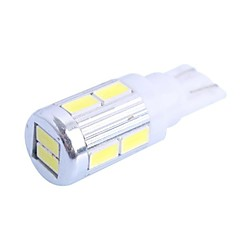 abordables Bombillas LED-SO.K T10 Bombillas 4W W SMD 5630 lm 10 Luz de Intermitente ForUniversal