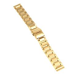 お買い得  腕時計用アクセサリー-腕時計バンド ステンレス鋼 腕時計用アクセサリー 0.09 高品質