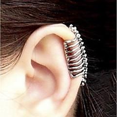 abordables Pendientes-Mujer Puños del oído - Calavera Para Fiesta Diario Casual