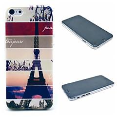 полосатый рисунок Эйфелевой башни жесткий чехол для iphone 6 iphone cases