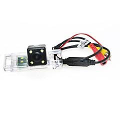 billige Alarmer og overvågning-RenEPai® 170° HD Waterproof Night Vision Car Rear View Camera for Audi A4L/TT/A5 / Q5 / A6L/A4 / A3 / Q7 / S5- 6 LED