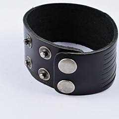 Кожаные браслеты бижутерия Кожа Бижутерия Назначение Повседневные Спорт