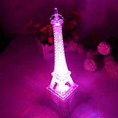 cheap LED Novelty Lights-LED Night Light Waterproof Battery PVC 1 Light Batteries Included 10.0*10.0*15.0cm