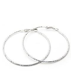levne Dámské šperky-Dámské Náušnice - Kruhy - Přizpůsobeno, minimalistický styl Stříbrná / Zlatá Pro Párty / Denní / Ležérní