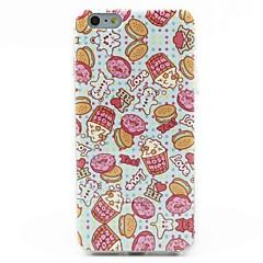 Χαμηλού Κόστους Θήκες iPhone 6s Plus-μοντέρνα ποπ κορν σιλικόνης μοτίβο μαλακό εξώφυλλο για το iphone 6 συν