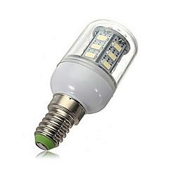 cheap LED Bulbs-2800-3000/6000-6500 lm E14 LED Spotlight 27 leds SMD 5730 Warm White Cold White AC 220-240V